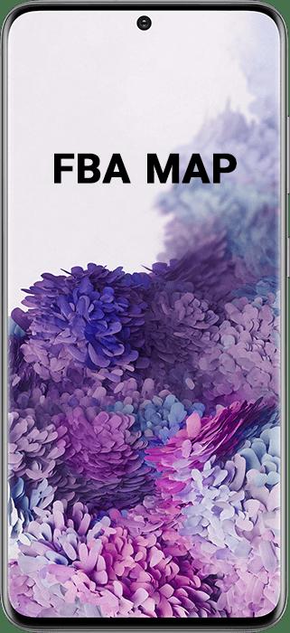 FBA MAP APP