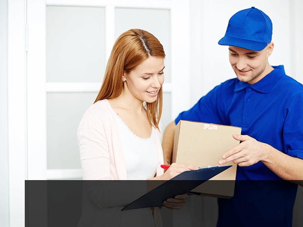 ارسال کالا و رساندن به دست مشتری (1)