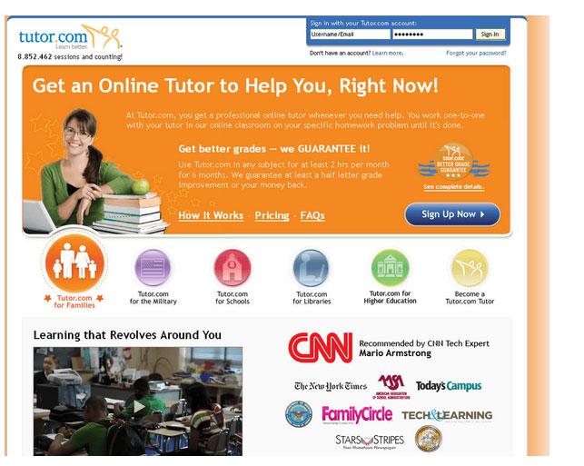 سایت فریلنسری آموزشی Tutor