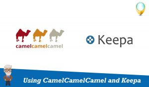 Using CamelCamelCamel and Keepa