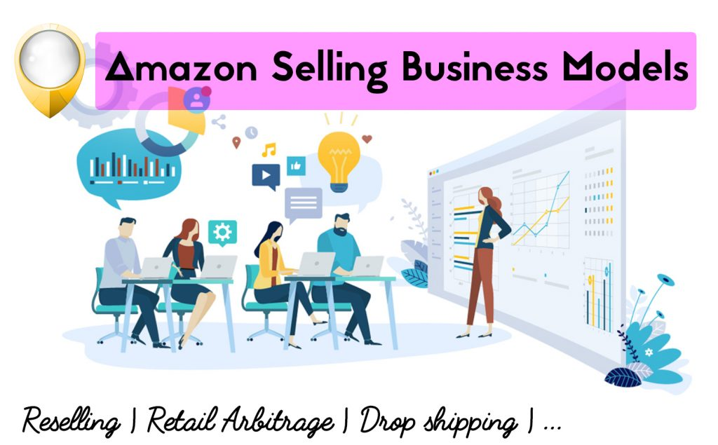Amazon selling business models