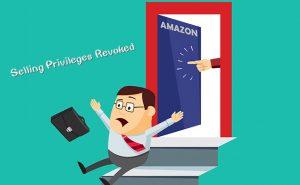 Amazon revoke your selling privileges